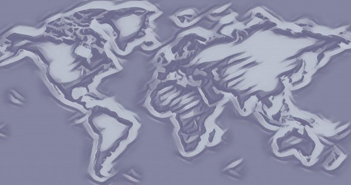 地球最低点漂浮