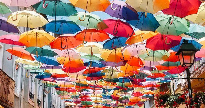 葡萄牙AgitÁgueda节