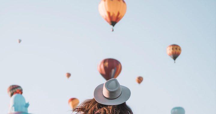 阿尔伯克基国际热气球嘉年华